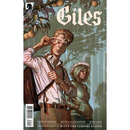 Buffy The Vampire Slayer Season 11 Giles #1