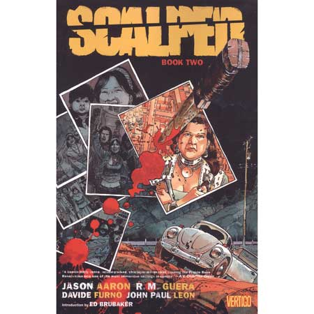Scalped Book 2