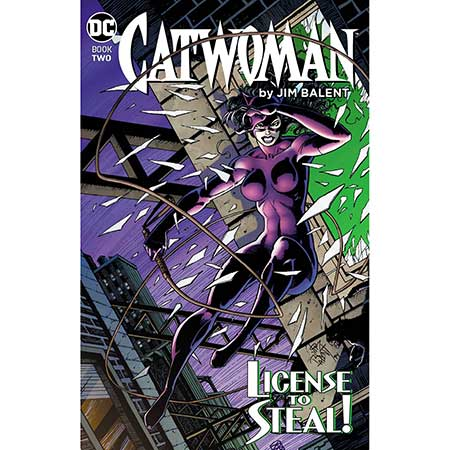 Catwoman By Jim Balent Book 2