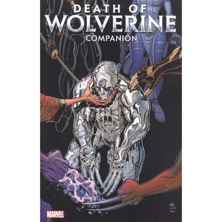 Death Of Wolverine Companion