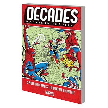 Decades Marvel 60S Spider-Man Meets Marvel Universe