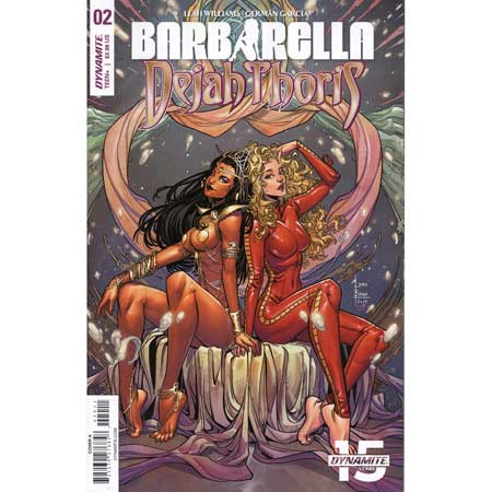 Barbarella Dejah Thoris #2