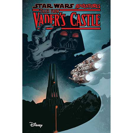 Star Wars Adventures Tales From Vaders Castle May the 4th Variant