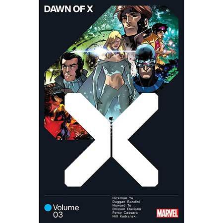 Dawn Of X Vol 3