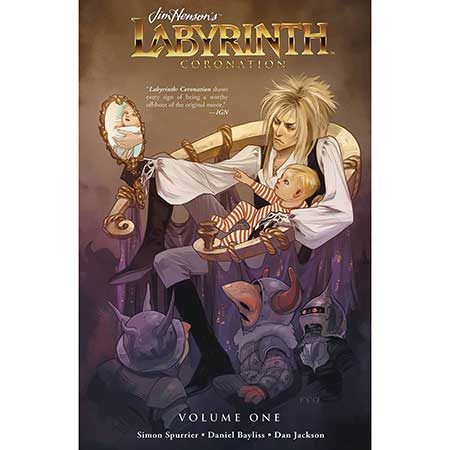Jim Henson Labyrinth Coronation Vol 1
