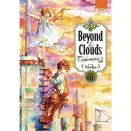 Beyond Clouds Vol 1