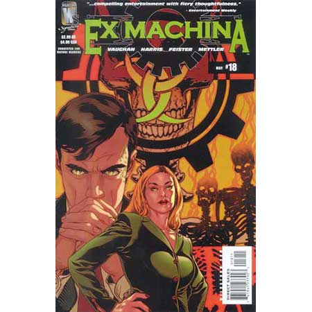 Ex Machina #18