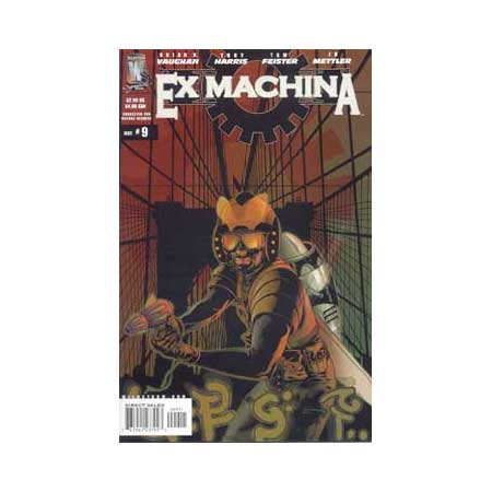 Ex Machina #09