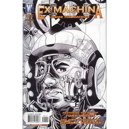 Ex Machina: Inside The Machine Vol 1