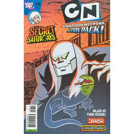 Cartoon Network Action Pack #36
