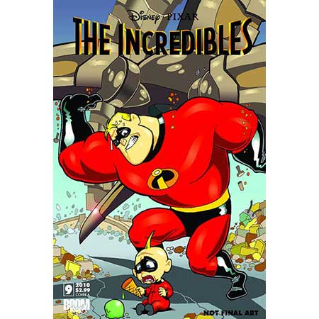 Incredibles #9