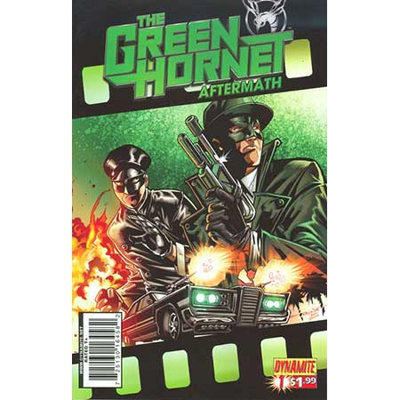Green Hornet Aftermath #1