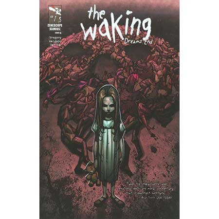 Waking Dream End #1 A Cvr Garza