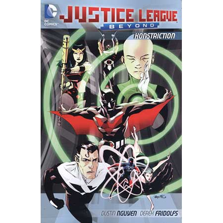 Justice League Beyond Konstriction