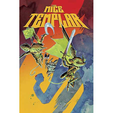 Mice Templar V Nights End #2