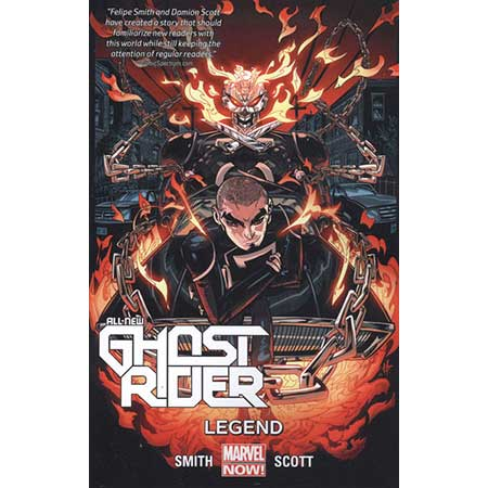 All New Ghost Rider Vol 2 Legend