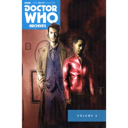 Doctor Who 10Th Archives Omnibus Vol 2