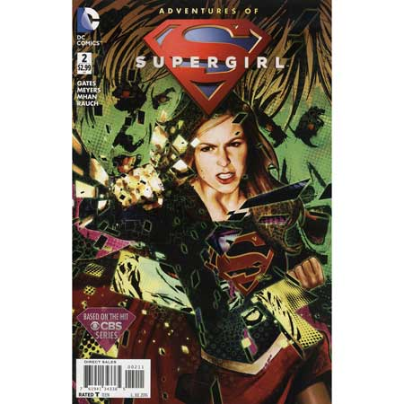 Adventures Of Supergirl #2