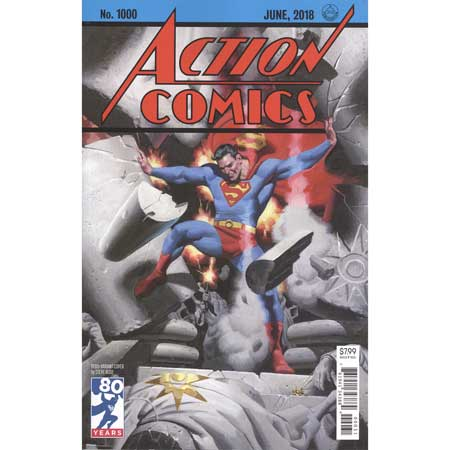 Action Comics #1000 1930s Variant