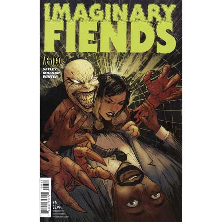 Imaginary Fiends #6