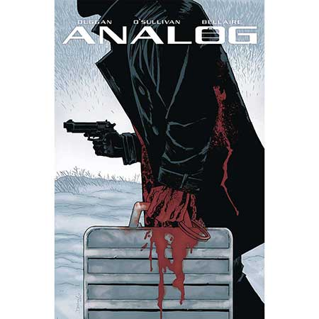 Analog #1 Cover B Shalvey