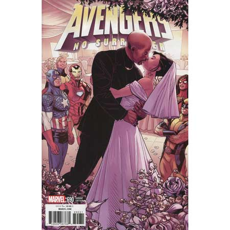 Avengers #690 Sprouse End Of An Era Variant