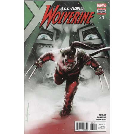 All New Wolverine #34