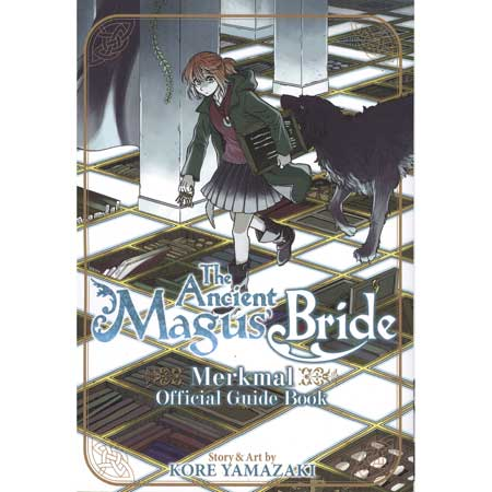 Ancient Magus Bride Official Guide Merkmal