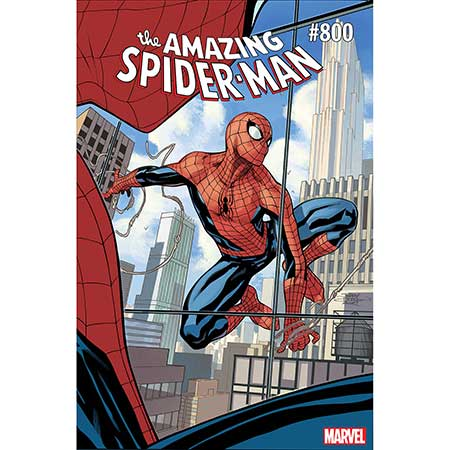 Amazing Spider-Man #800 Dodson Variant (Limit 1 per customer)