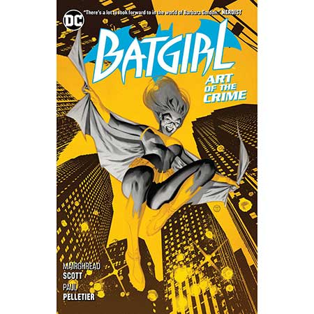 Batgirl Vol 5 Art Of The Crime