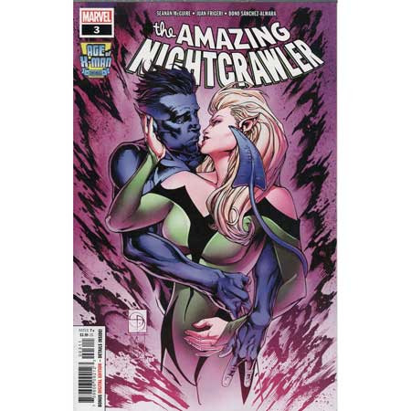 Age Of X-Man Amazing Nightcrawler #3