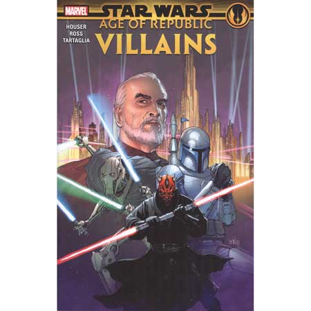 Star Wars Age Of Republic Villains