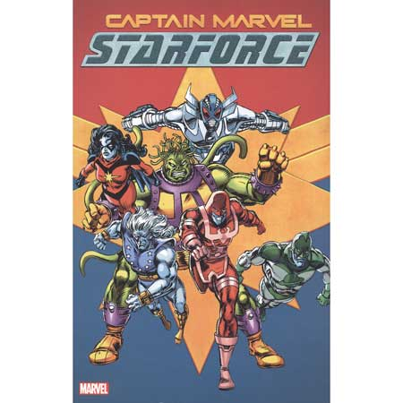 Captain Marvel Starforce