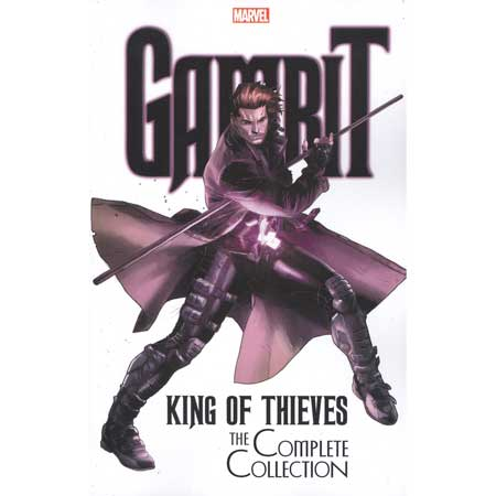 Gambit King Thieves Complete Collection