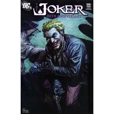 Joker 80Th Anniversary 100 Page Super Spectacular #1 2000S Lee Bermejo Variant