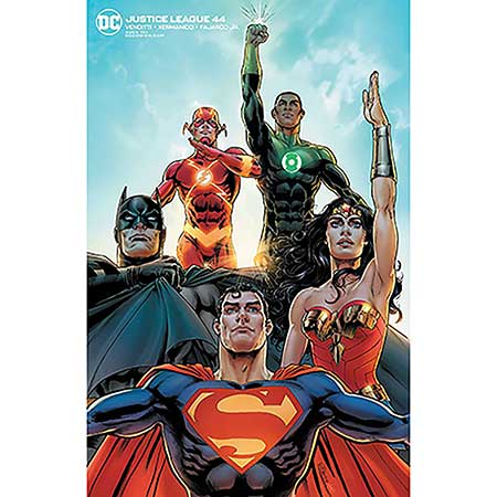 Justice League #44 Variant