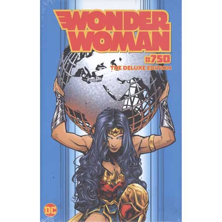 Wonder Woman 750 The Deluxe Edition