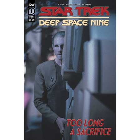 Star Trek Ds9 Too Long A Sacrifice #1 Cover B Photo