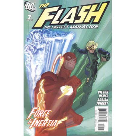 Flash The Fastest Man Alive #07