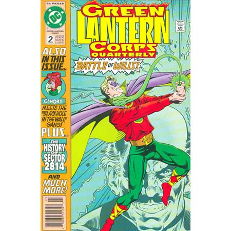 Green Lantern Corps Quarterly #2