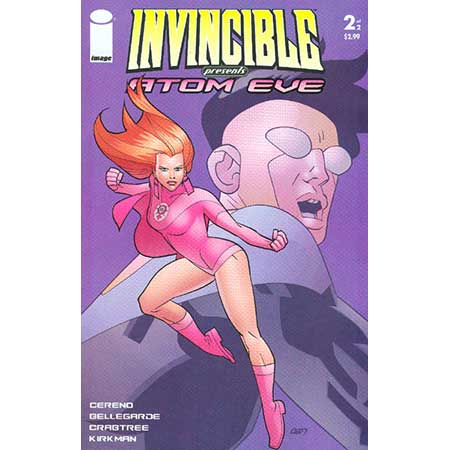 Invincible Presents: Atom Eve #2