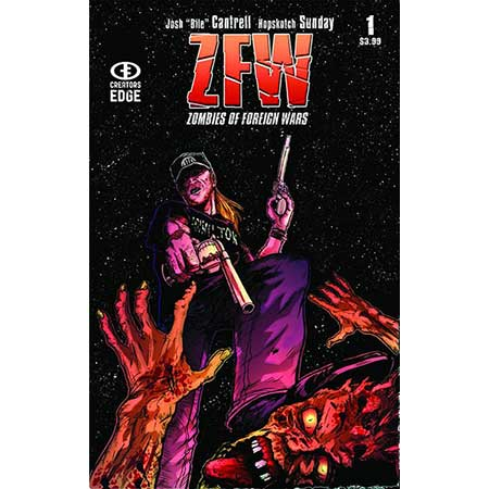 ZFW Zombies Of Foreign Wars #1
