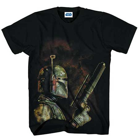 Star Wars Bounty Hunter T-Shirt