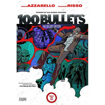 100 Bullets Book 2