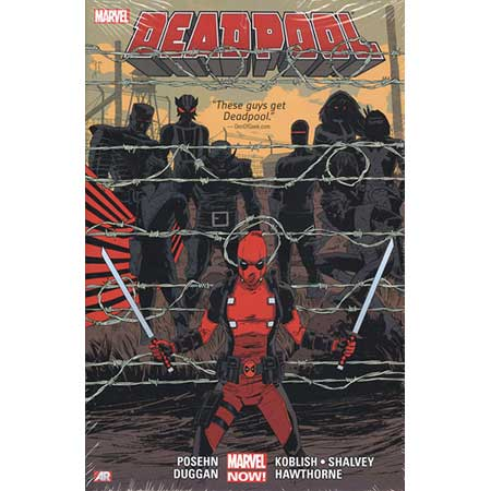 Deadpool By Posehn And Duggan Vol 2
