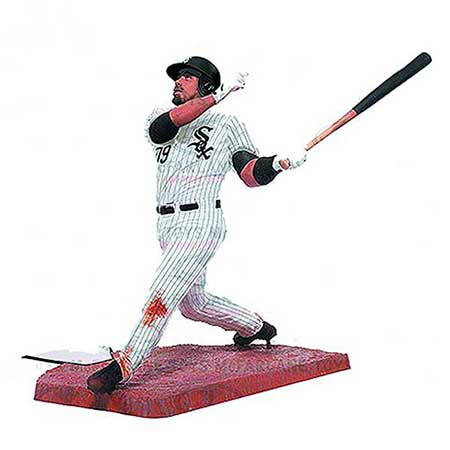 Mc Farlane Sports Picks Mlb Series 33 Jose Abreu Action Figure