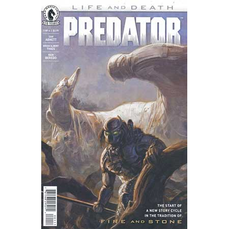 Predator Life And Death #1