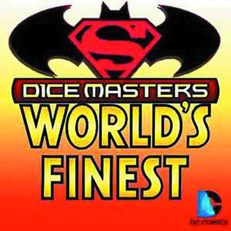 DC Dice Masters Worlds Finest Collectors Box