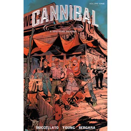 Cannibal Vol 1