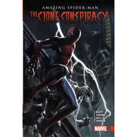 Amazing Spider-Man Clone Conspiracy